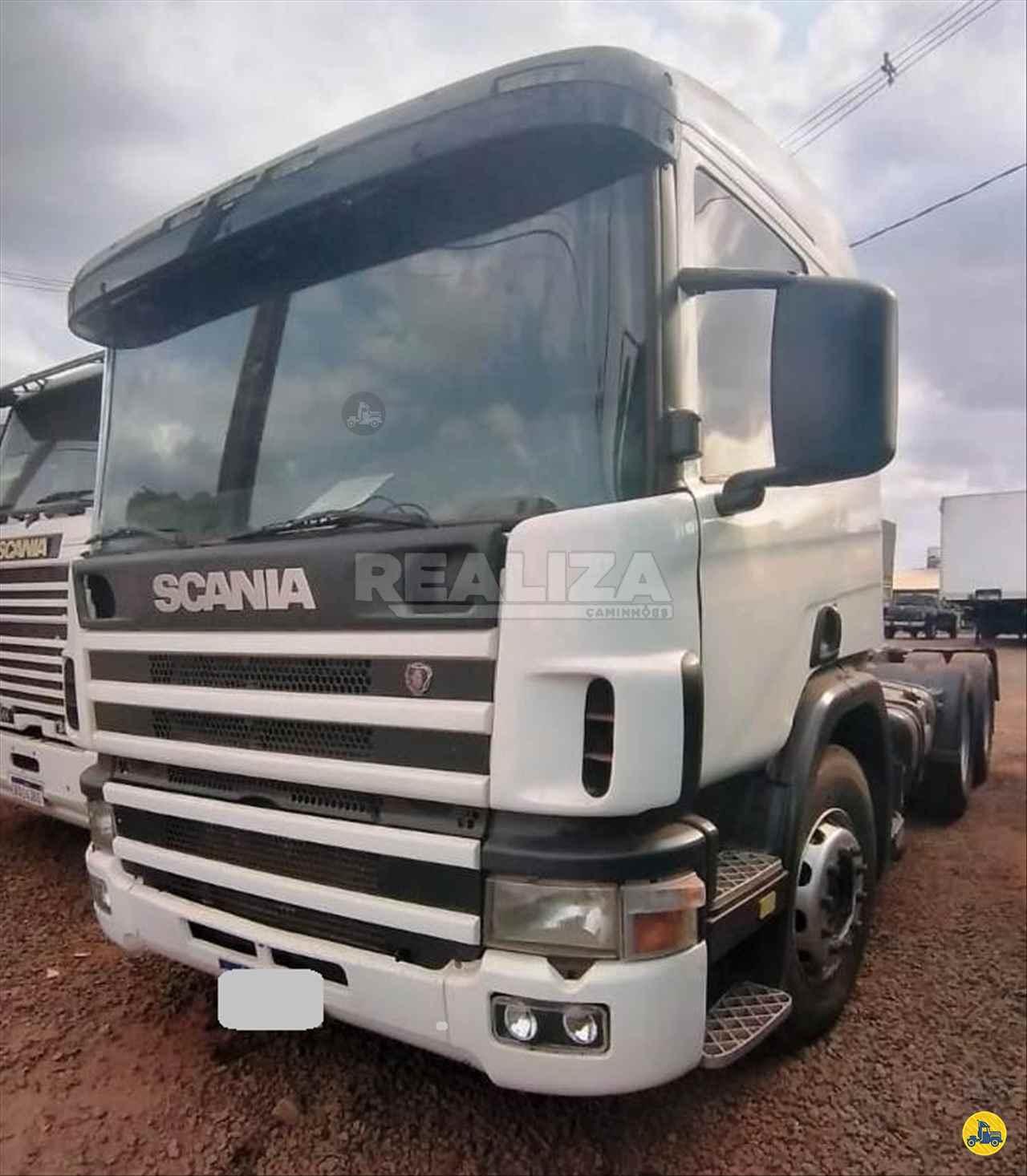 CAMINHAO SCANIA SCANIA P360 Cavalo Mecânico Truck 6x2 Realiza Caminhões - Umuarama UMUARAMA PARANÁ PR