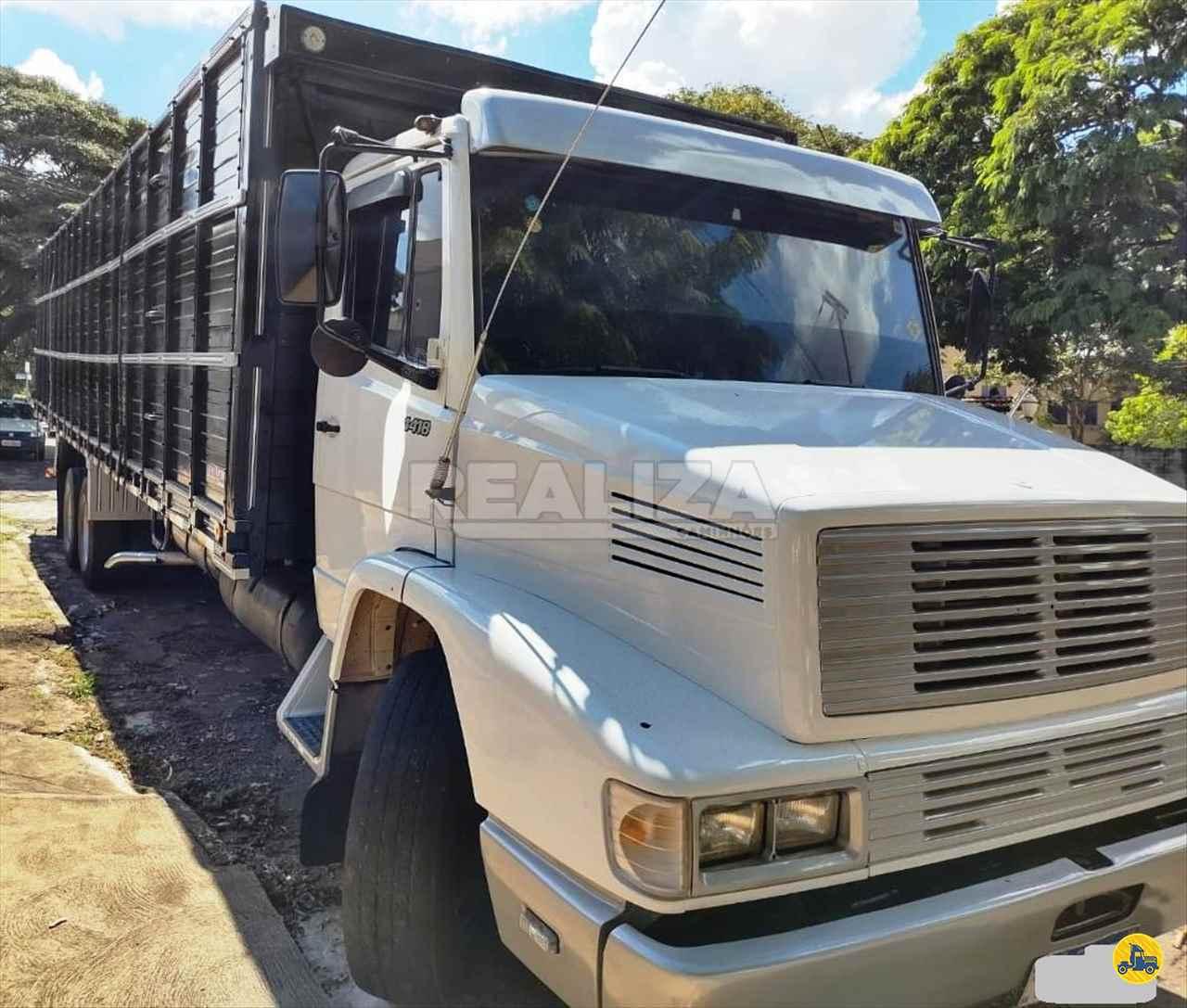 CAMINHAO MERCEDES-BENZ MB 1418 Boiadeiro Truck 6x2 Realiza Caminhões - Umuarama UMUARAMA PARANÁ PR