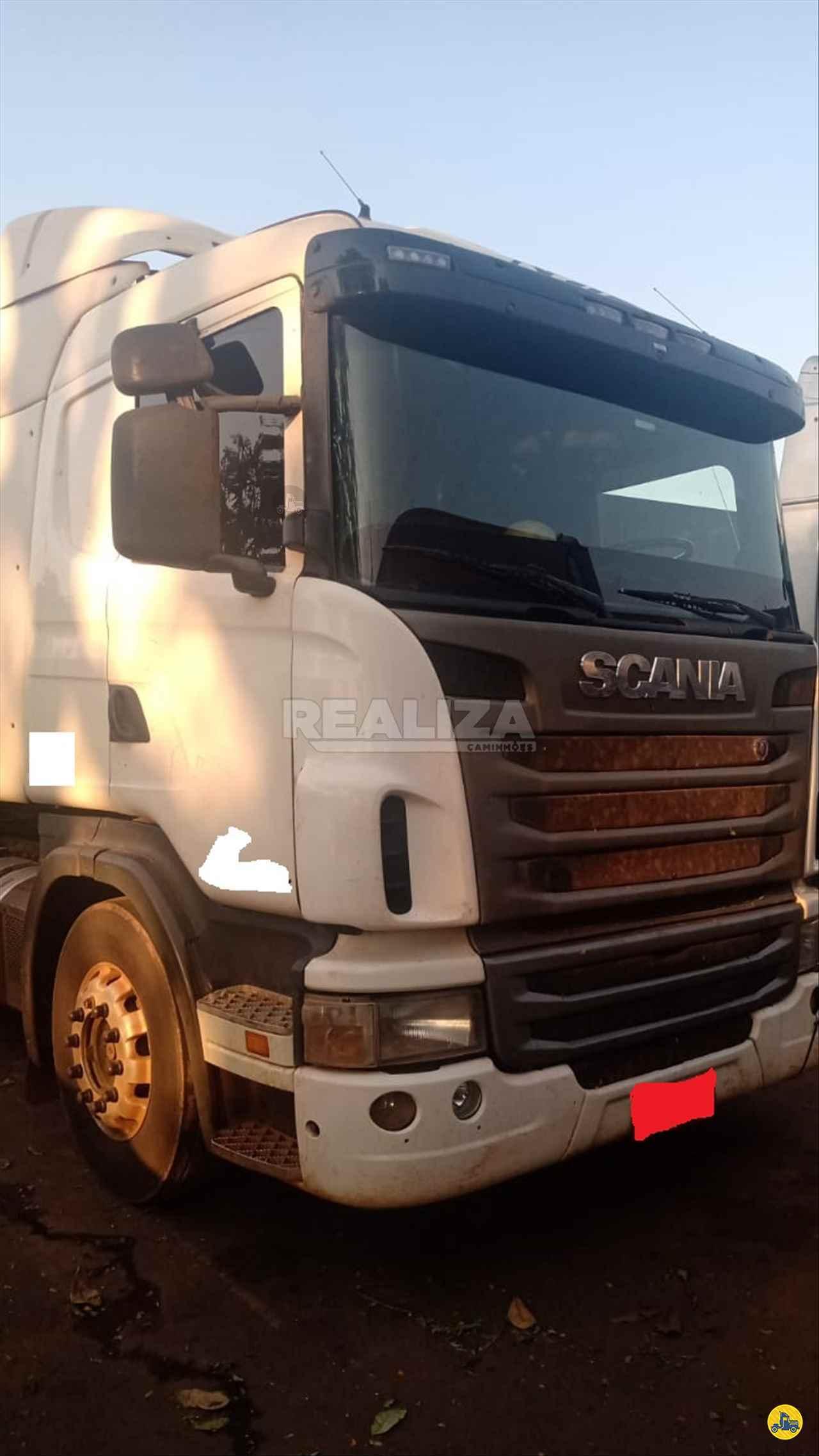 CAMINHAO SCANIA SCANIA 380 Cavalo Mecânico Truck 6x2 Realiza Caminhões - Umuarama UMUARAMA PARANÁ PR