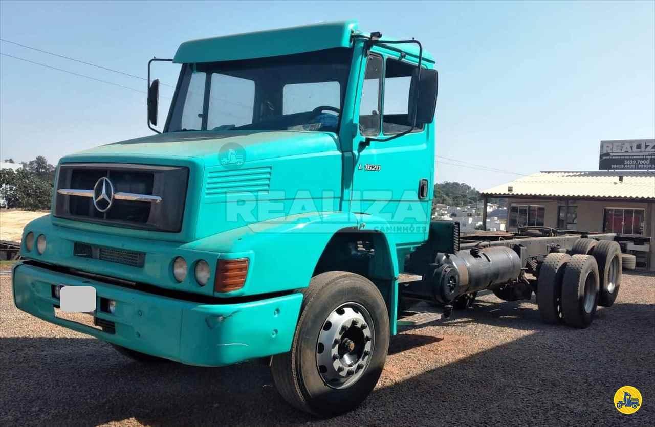 CAMINHAO MERCEDES-BENZ MB 1620 Chassis Truck 6x2 Realiza Caminhões - Umuarama UMUARAMA PARANÁ PR