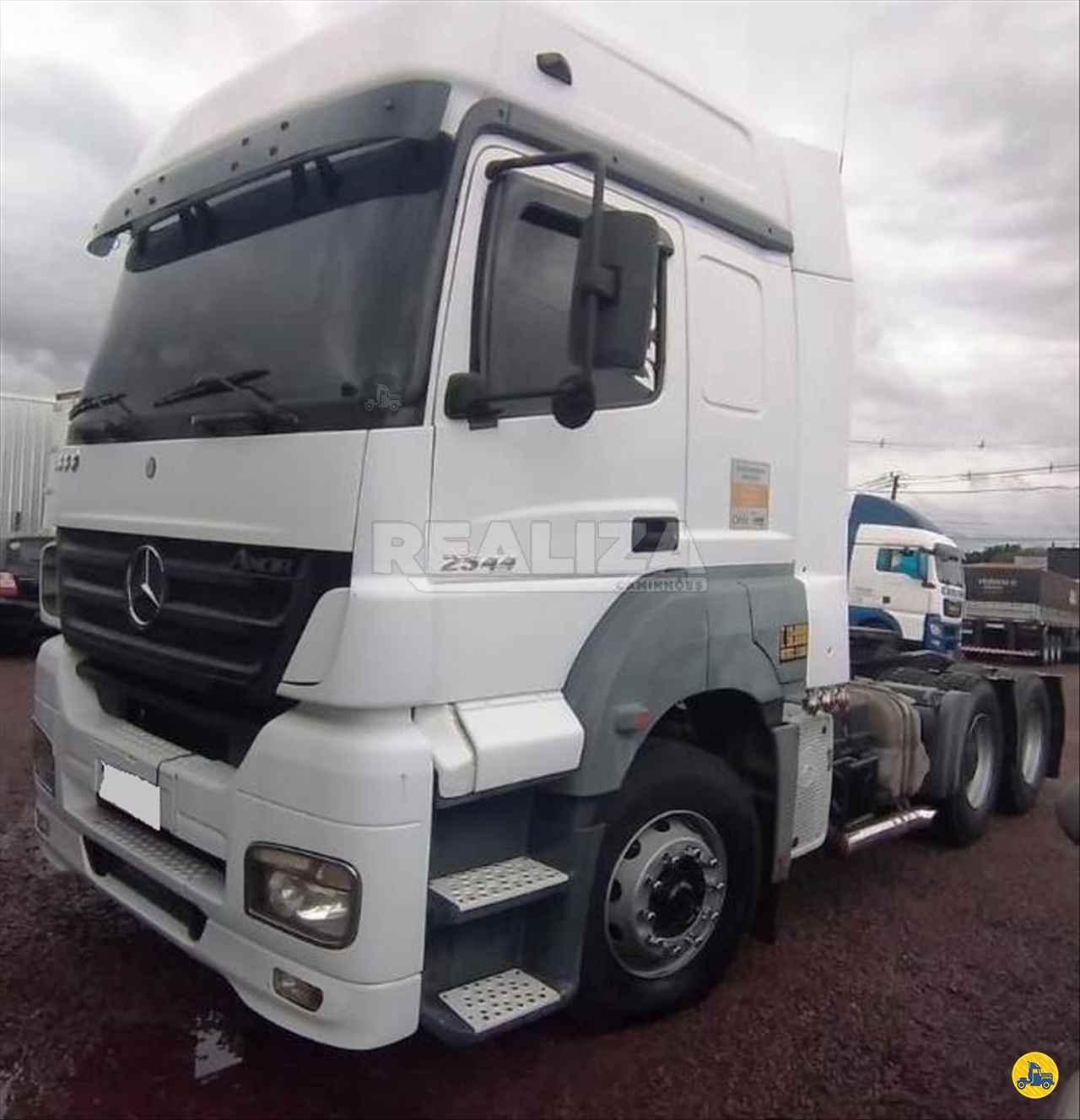 CAMINHAO MERCEDES-BENZ MB 2544 Cavalo Mecânico Truck 6x2 Realiza Caminhões - Umuarama UMUARAMA PARANÁ PR
