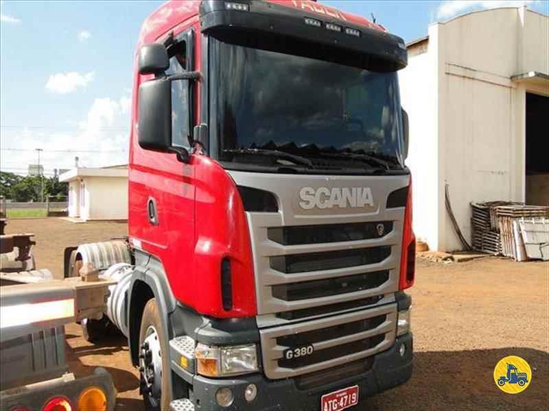 SCANIA SCANIA 380  2010/2011 Valek Caminhões