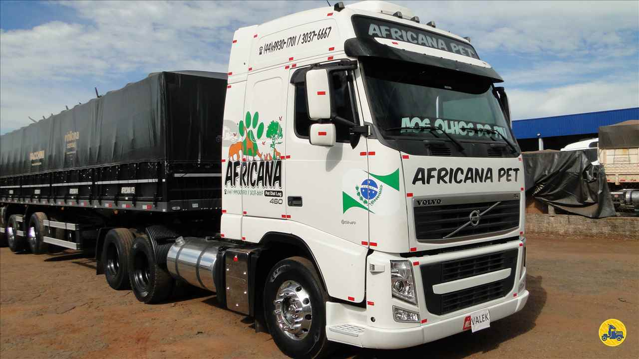 CAMINHAO VOLVO VOLVO FH 460 Cavalo Mecânico Truck 6x2 Valek Caminhões MARINGA PARANÁ PR