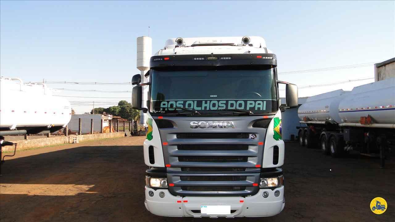 SCANIA 380 de Valek Caminhões - MARINGA/PR