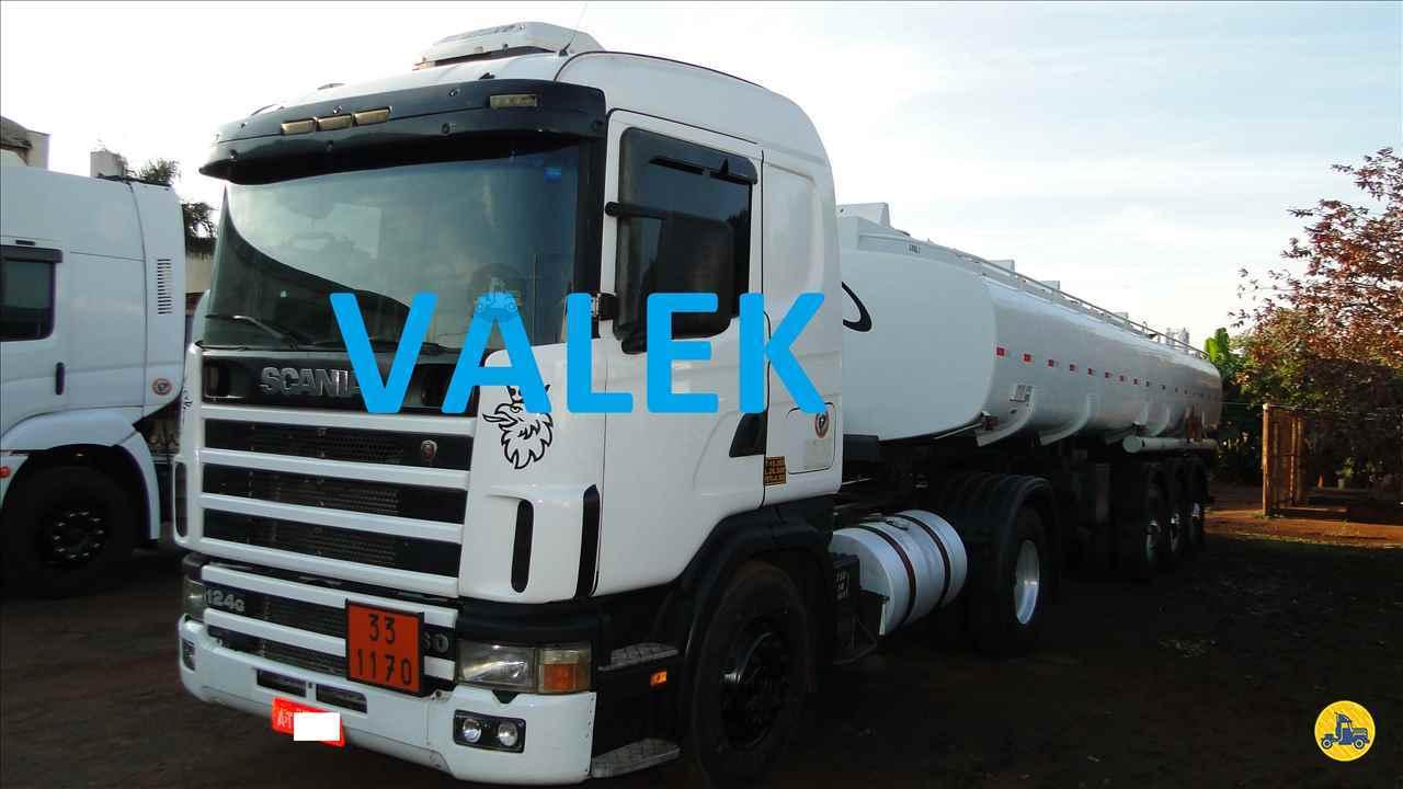 SCANIA 124 360 de Valek Caminhões - MARINGA/PR