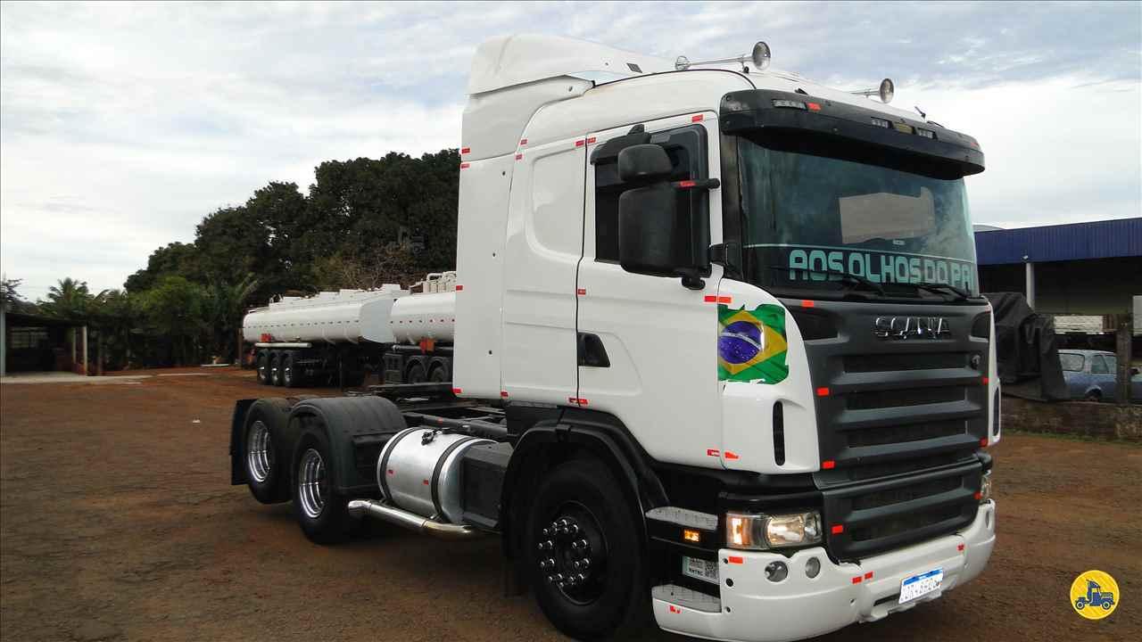 CAMINHAO SCANIA SCANIA 380 Cavalo Mecânico Truck 6x2 Valek Caminhões MARINGA PARANÁ PR