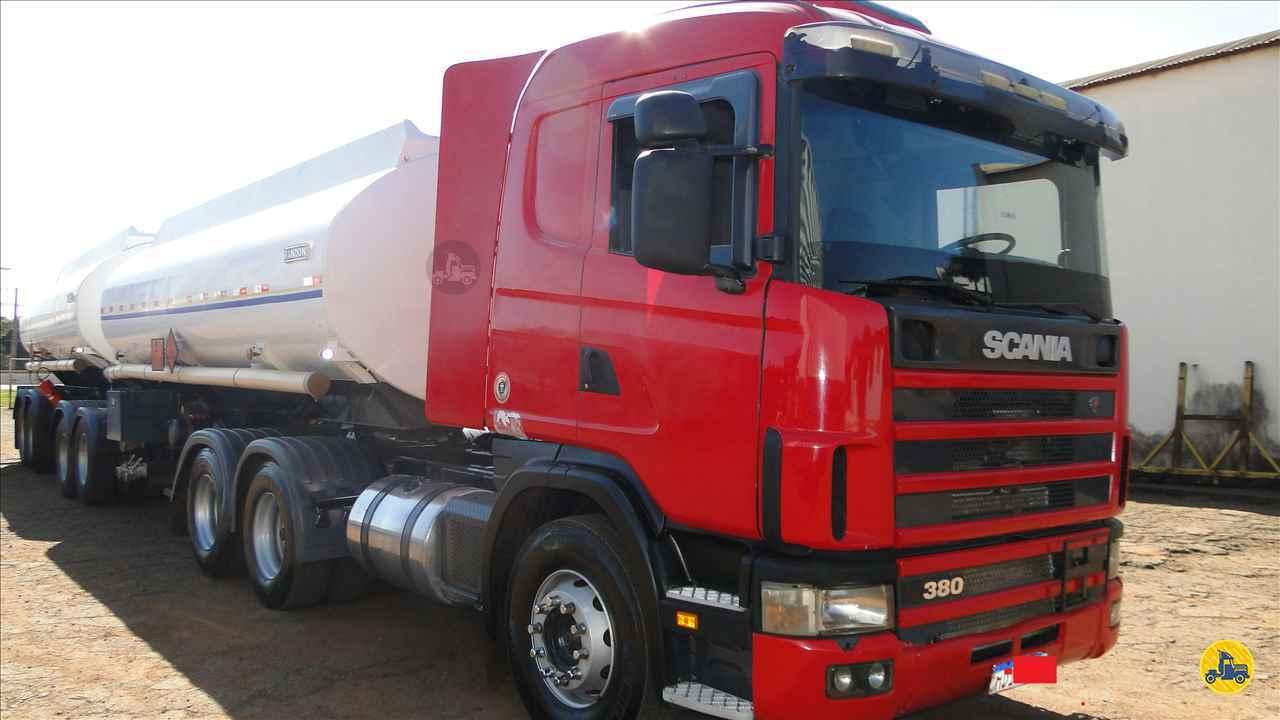 CAMINHAO SCANIA SCANIA 114 380 Cavalo Mecânico Truck 6x2 Valek Caminhões MARINGA PARANÁ PR