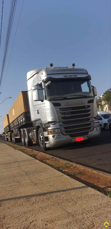 SCANIA SCANIA 480 720000km 2016/2016 Tomatinho Caminhões