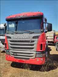 SCANIA SCANIA 124 420 1000000km 2009/2009 Tomatinho Caminhões