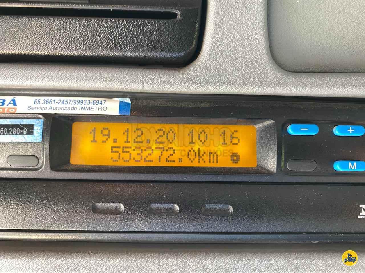 MERCEDES-BENZ MB 2544 554000km 2015/2016 Tomatinho Caminhões