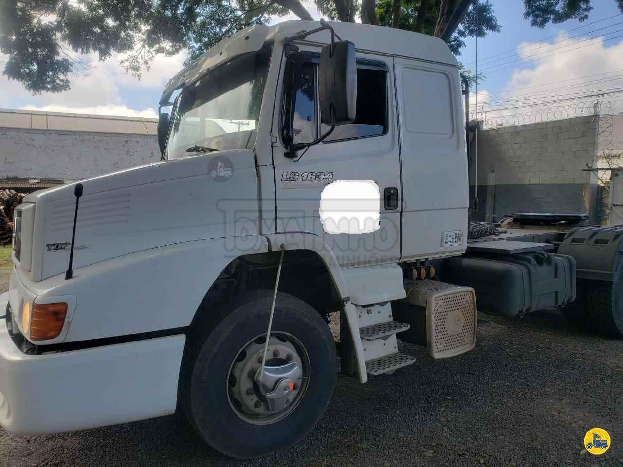 MB 1634 de Tomatinho Caminhões - BAURU/SP