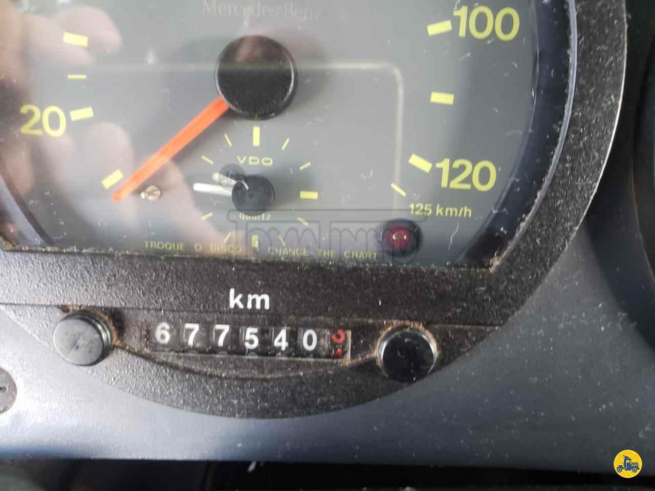 MERCEDES-BENZ MB 1634 677000km 2011/2012 Tomatinho Caminhões