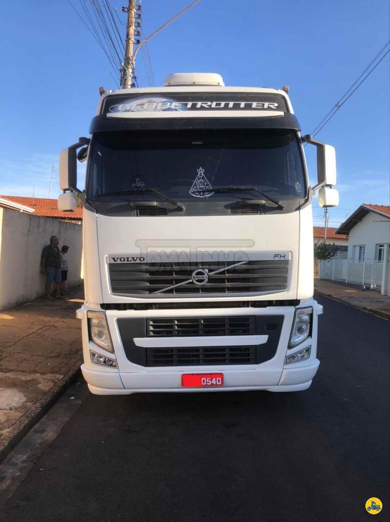 CAMINHAO VOLVO VOLVO FH 540 Cavalo Mecânico Traçado 6x4 Tomatinho Caminhões BAURU SÃO PAULO SP