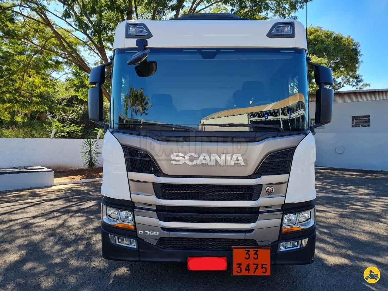SCANIA P360 de Tomatinho Caminhões - RIBEIRAO PRETO/SP