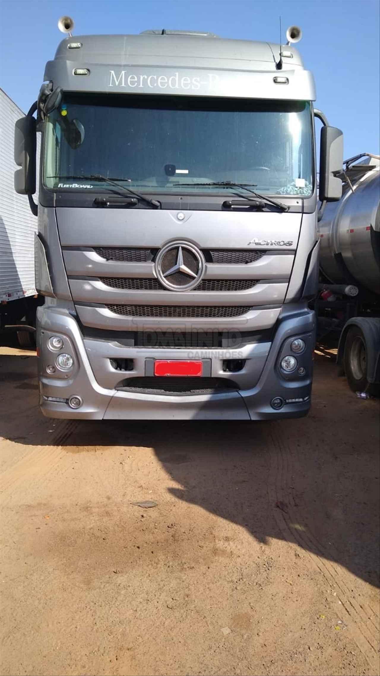 MB 2651 de Tomatinho Caminhões - BAURU/SP