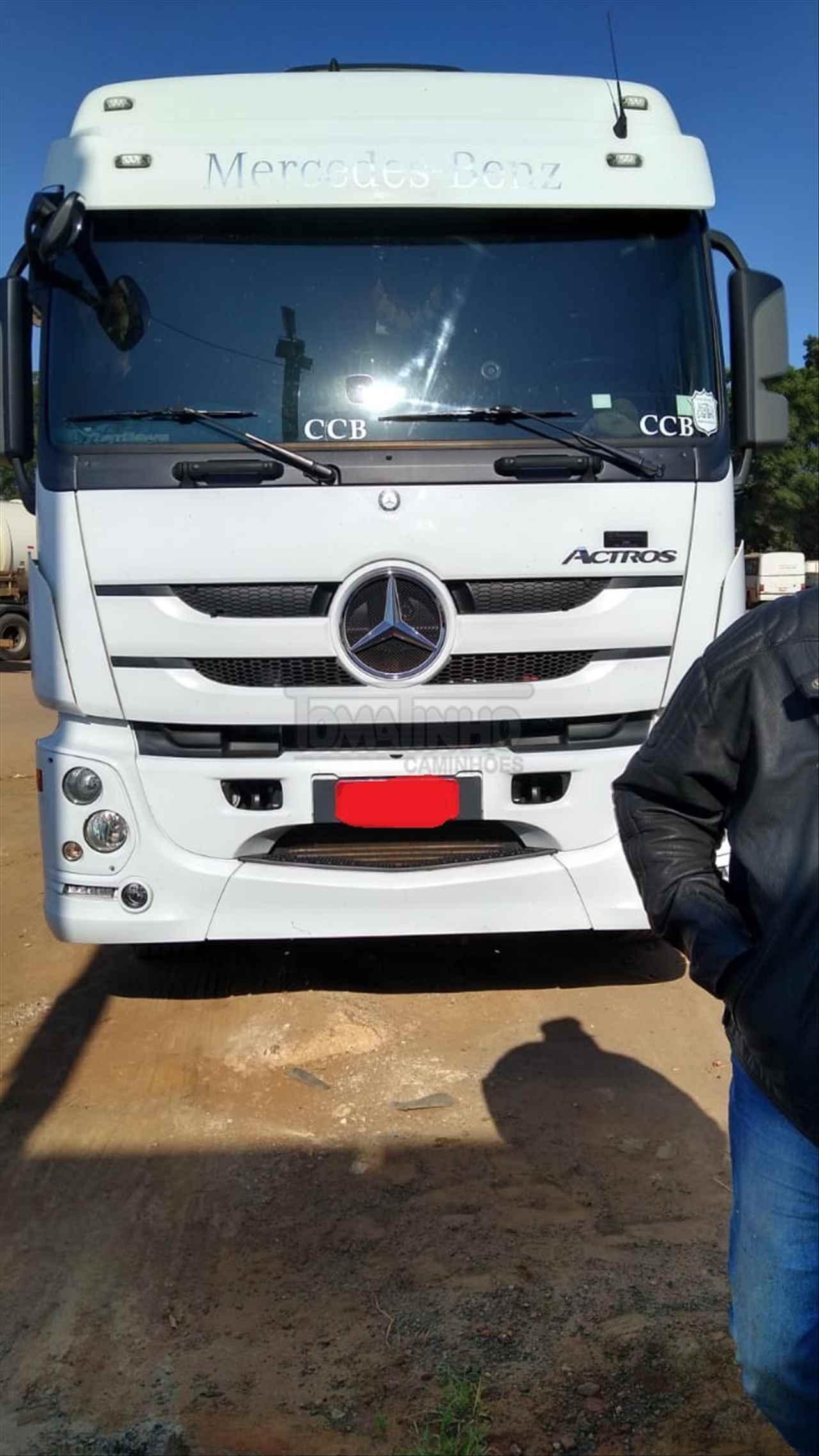 CAMINHAO MERCEDES-BENZ MB 2546 Cavalo Mecânico Truck 6x2 Tomatinho Caminhões RIBEIRAO PRETO SÃO PAULO SP