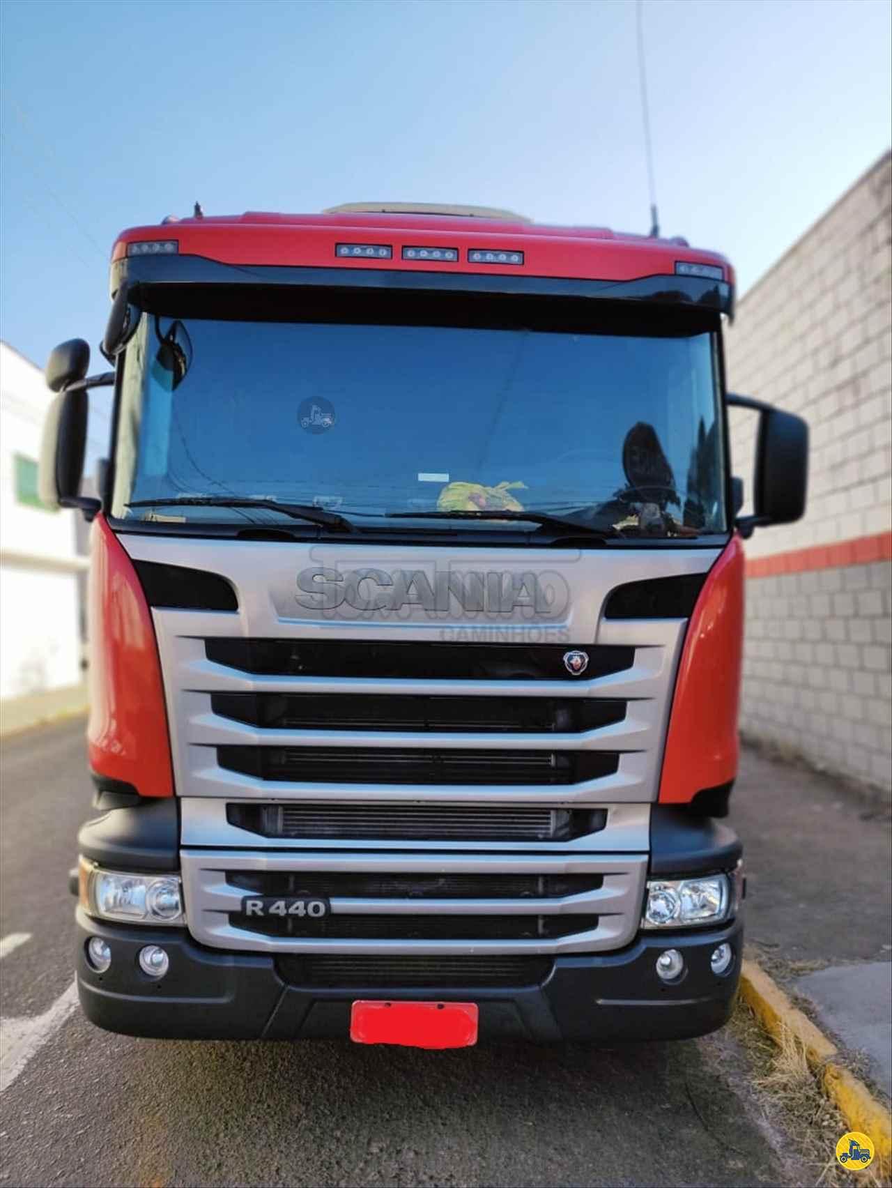 CAMINHAO SCANIA SCANIA 440 Cavalo Mecânico Traçado 6x4 Tomatinho Caminhões BAURU SÃO PAULO SP