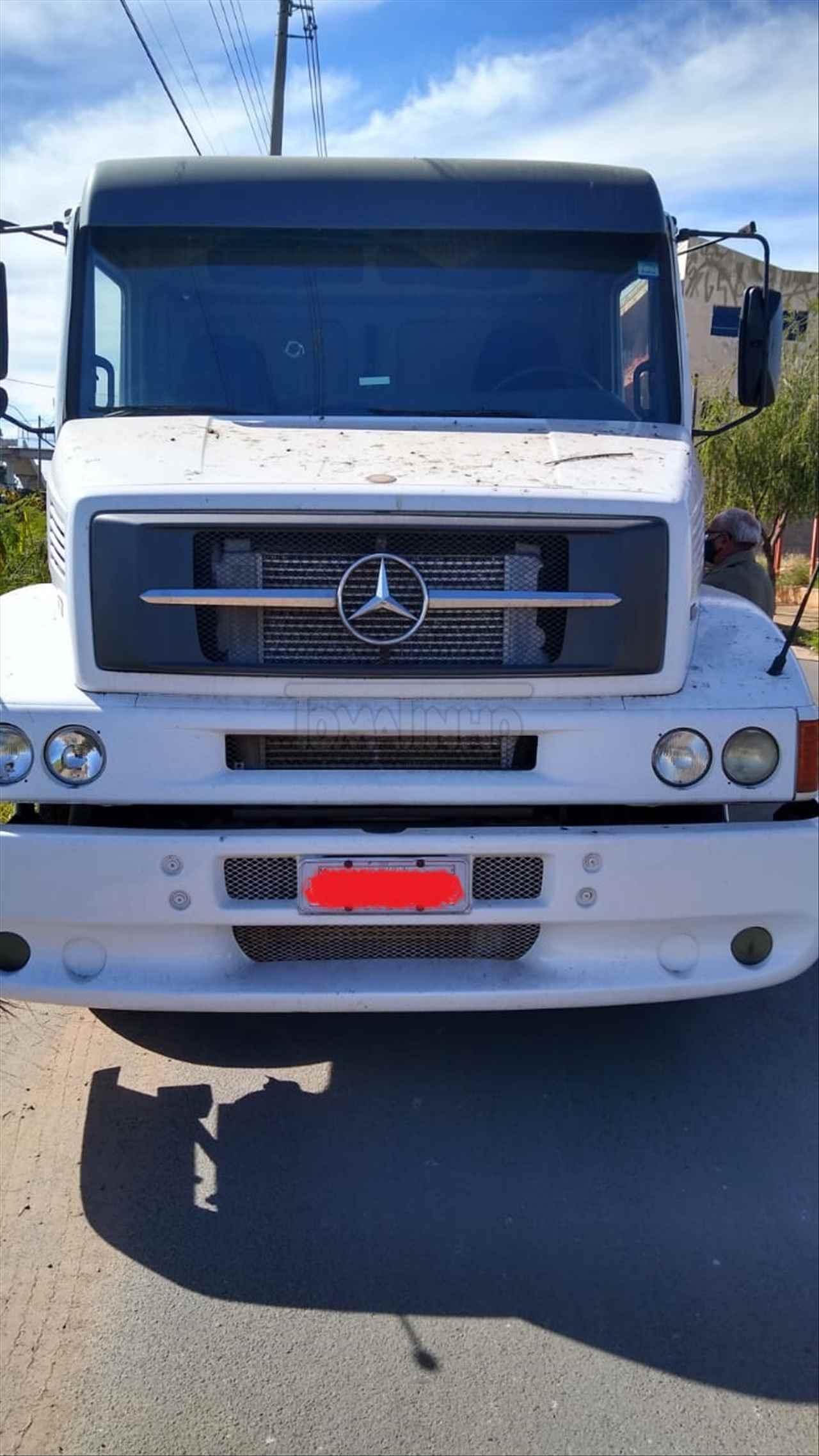 CAMINHAO MERCEDES-BENZ MB 1634 Cavalo Mecânico Truck 6x2 Tomatinho Caminhões RIBEIRAO PRETO SÃO PAULO SP