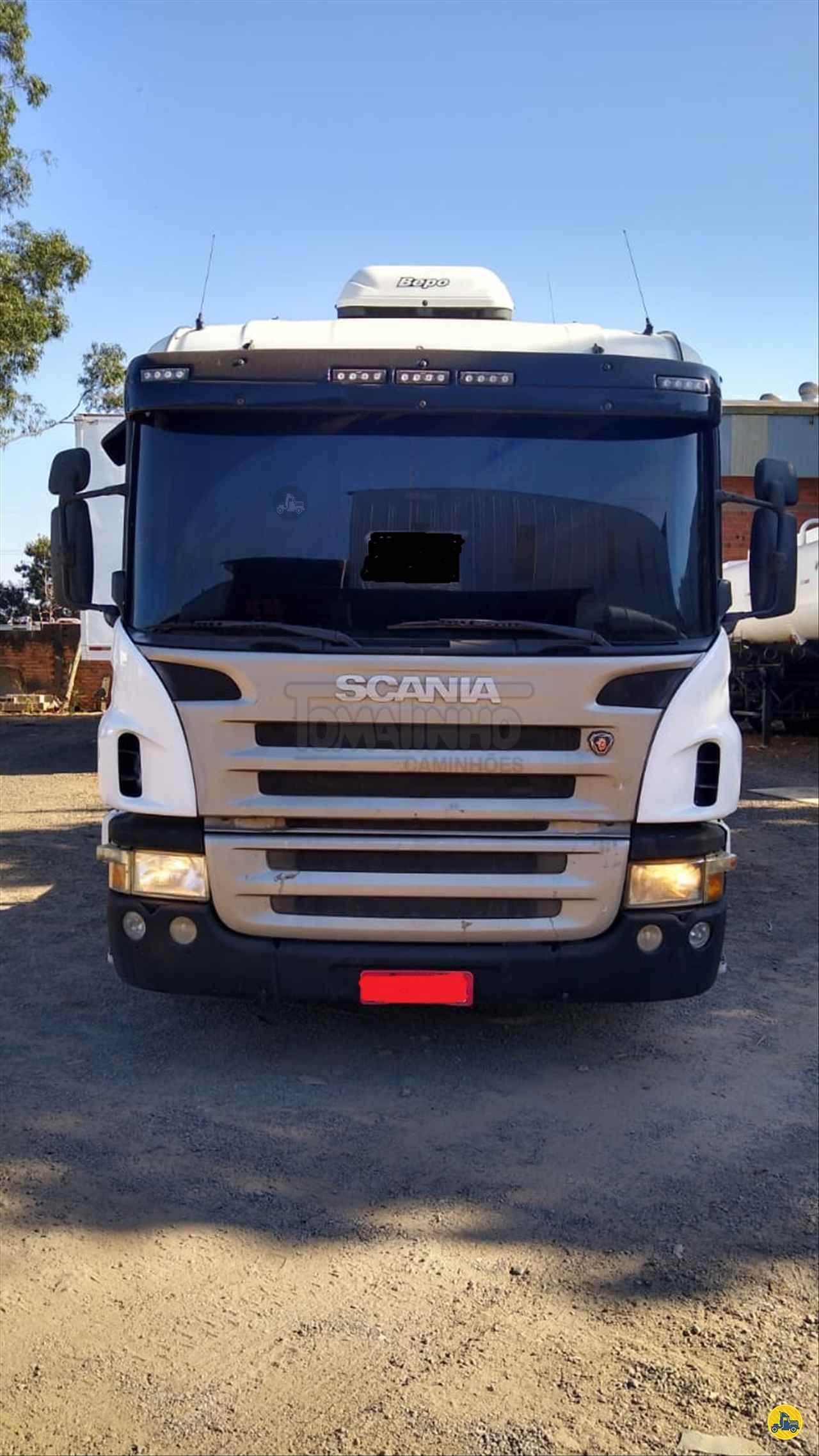 SCANIA P340 de Tomatinho Caminhões - RIBEIRAO PRETO/SP