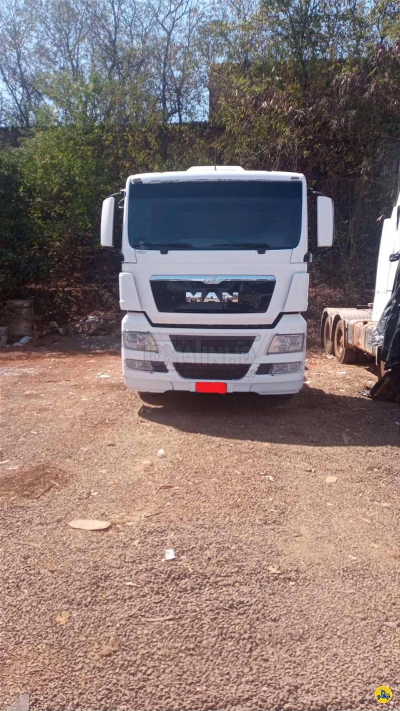 CAMINHAO MAN TGX 29 440 Cavalo Mecânico Traçado 6x4 Tomatinho Caminhões BAURU SÃO PAULO SP