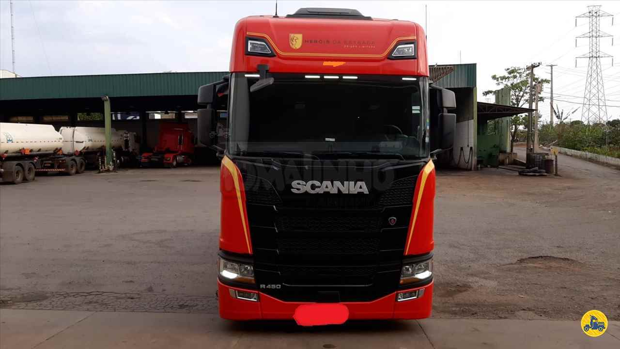 CAMINHAO SCANIA SCANIA 450 Cavalo Mecânico Truck 6x2 Tomatinho Caminhões BAURU SÃO PAULO SP