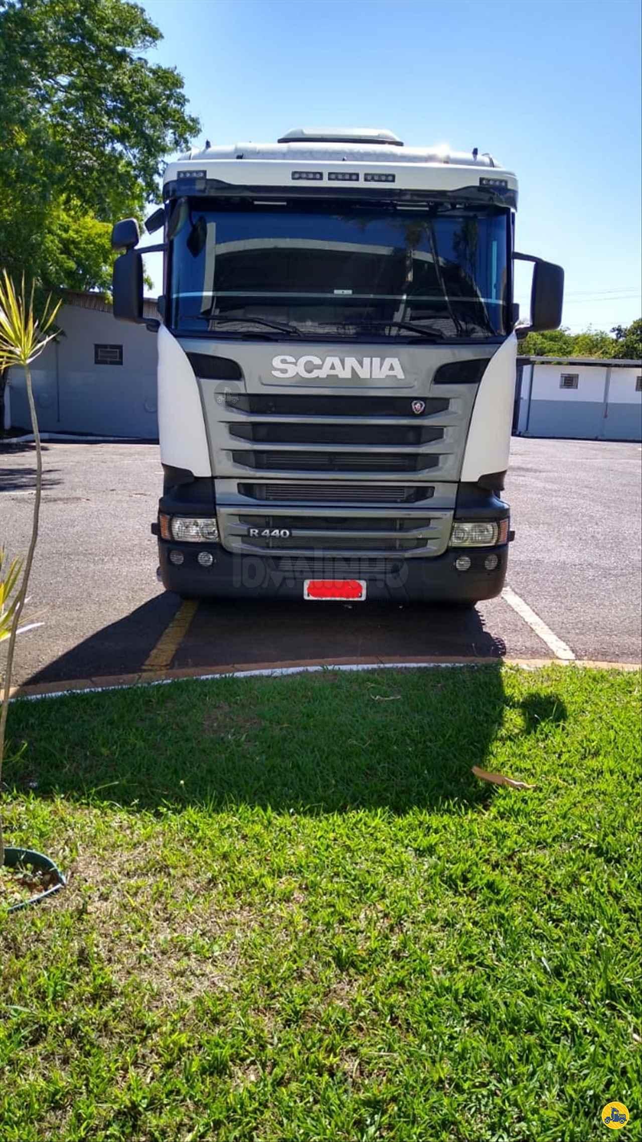 CAMINHAO SCANIA SCANIA 440 Cavalo Mecânico Truck 6x2 Tomatinho Caminhões BAURU SÃO PAULO SP