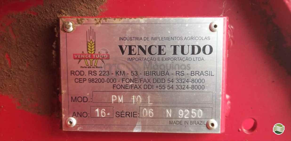 VENCE TUDO BOCUDA 4650  2016/2016 MS Máquinas Agrícolas