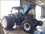 NEW HOLLAND NEW T 7060  2010/2010 MS Máquinas Agrícolas