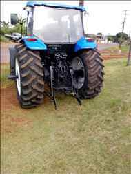 NEW HOLLAND NEW TM 165  2008/2008 MS Máquinas Agrícolas