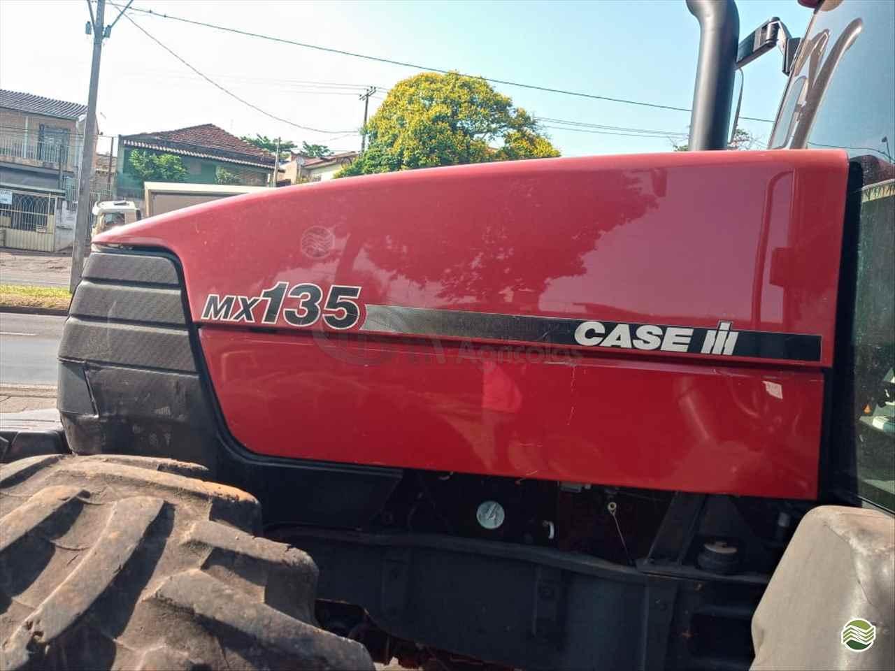 TRATOR CASE CASE MX 135 Tração 4x4 MS Máquinas Agrícolas DOURADOS MATO GROSSO DO SUL MS