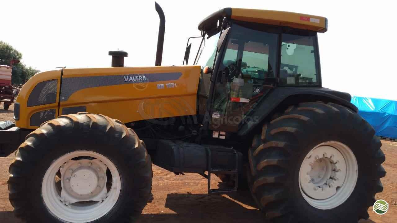 TRATOR VALTRA VALTRA BH 185 Tração 4x4 MS Máquinas Agrícolas DOURADOS MATO GROSSO DO SUL MS