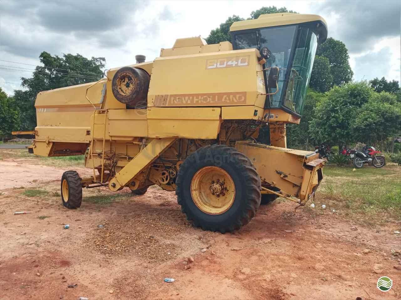 NH 8040 de MS Máquinas Agrícolas - DOURADOS/MS