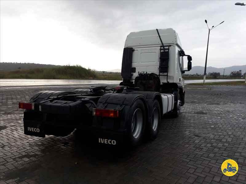IVECO STRALIS 400 1km 2014/2014 Itajai Caminhões