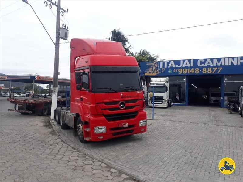 MERCEDES-BENZ MB 2544 700000km 2012/2012 Itajai Caminhões