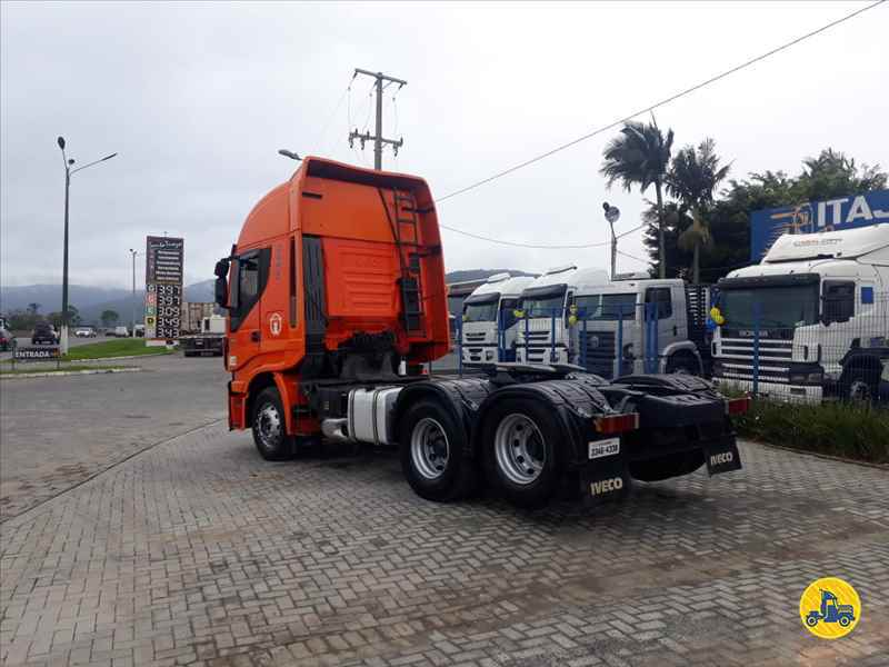 IVECO STRALIS 480 821500km 2014/2014 Itajai Caminhões