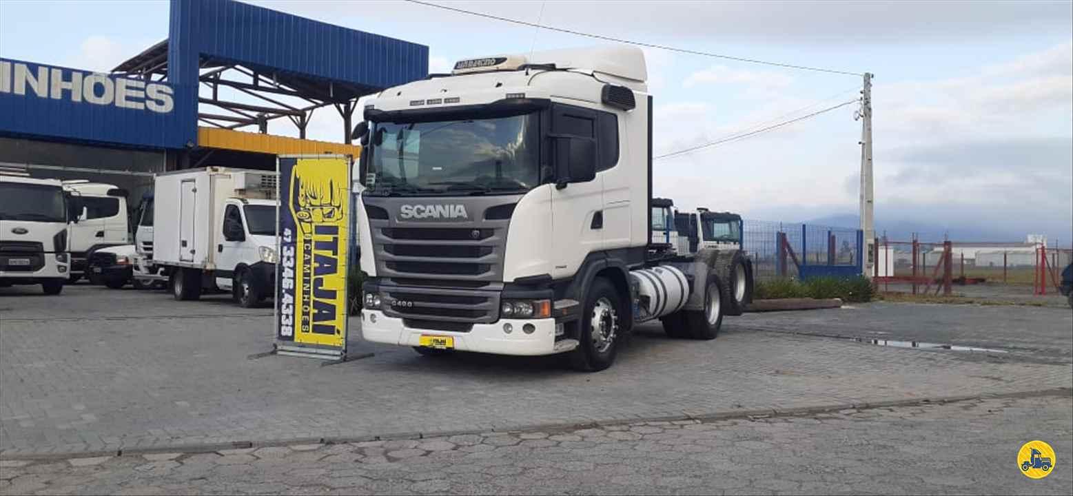 CAMINHAO SCANIA SCANIA 400 Cavalo Mecânico Truck 6x2 Itajai Caminhões NAVEGANTES SANTA CATARINA SC