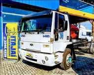 FORD CARGO 1418 500000km 1987/1987 Itajai Caminhões