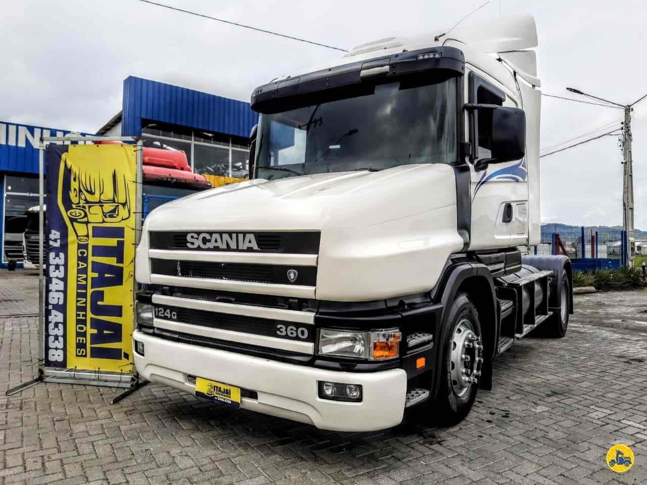 SCANIA 124 360 de Itajai Caminhões - NAVEGANTES/SC