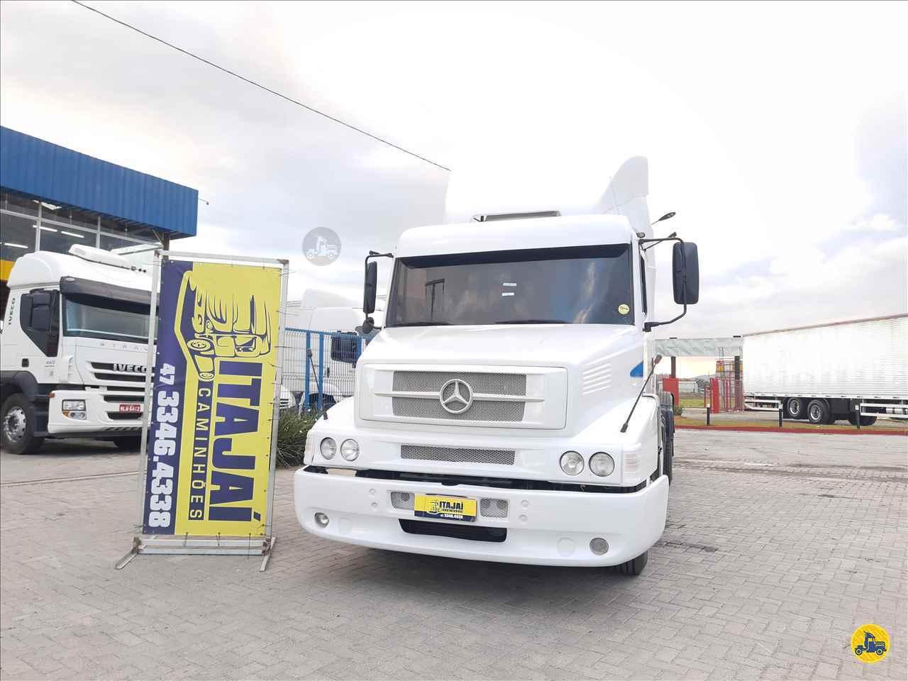 CAMINHAO MERCEDES-BENZ MB 1634 Cavalo Mecânico Truck 6x2 Itajai Caminhões NAVEGANTES SANTA CATARINA SC