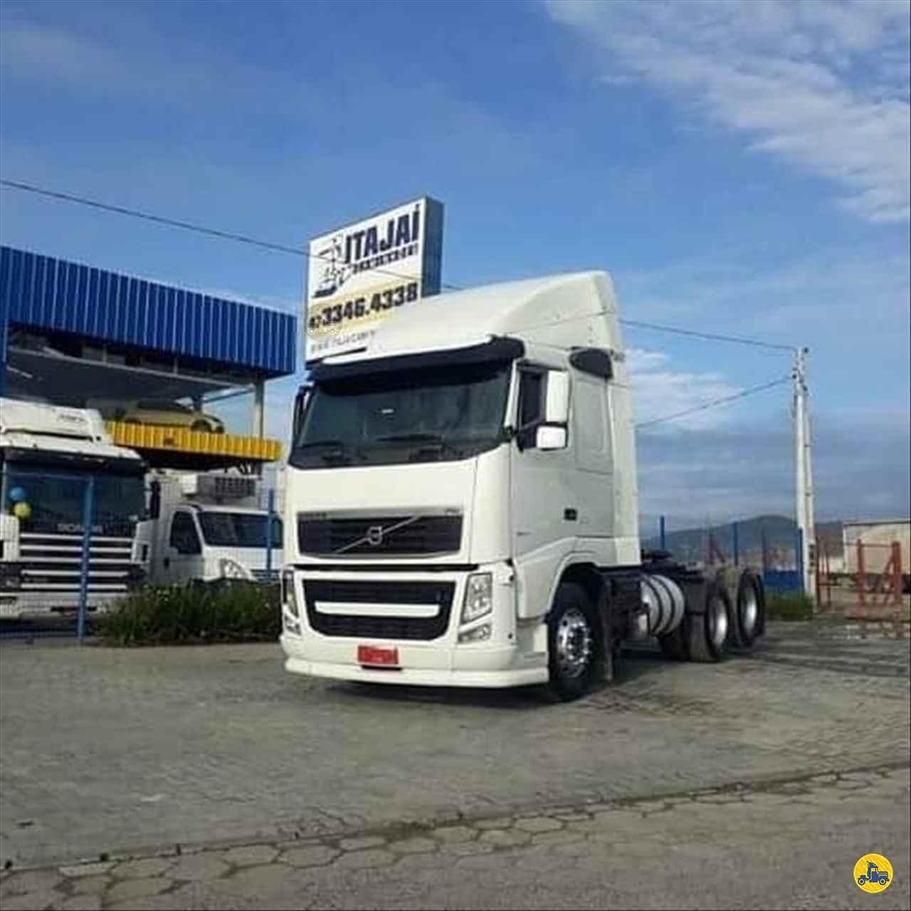 CAMINHAO VOLVO VOLVO FH 400 Cavalo Mecânico Truck 6x2 Itajai Caminhões NAVEGANTES SANTA CATARINA SC