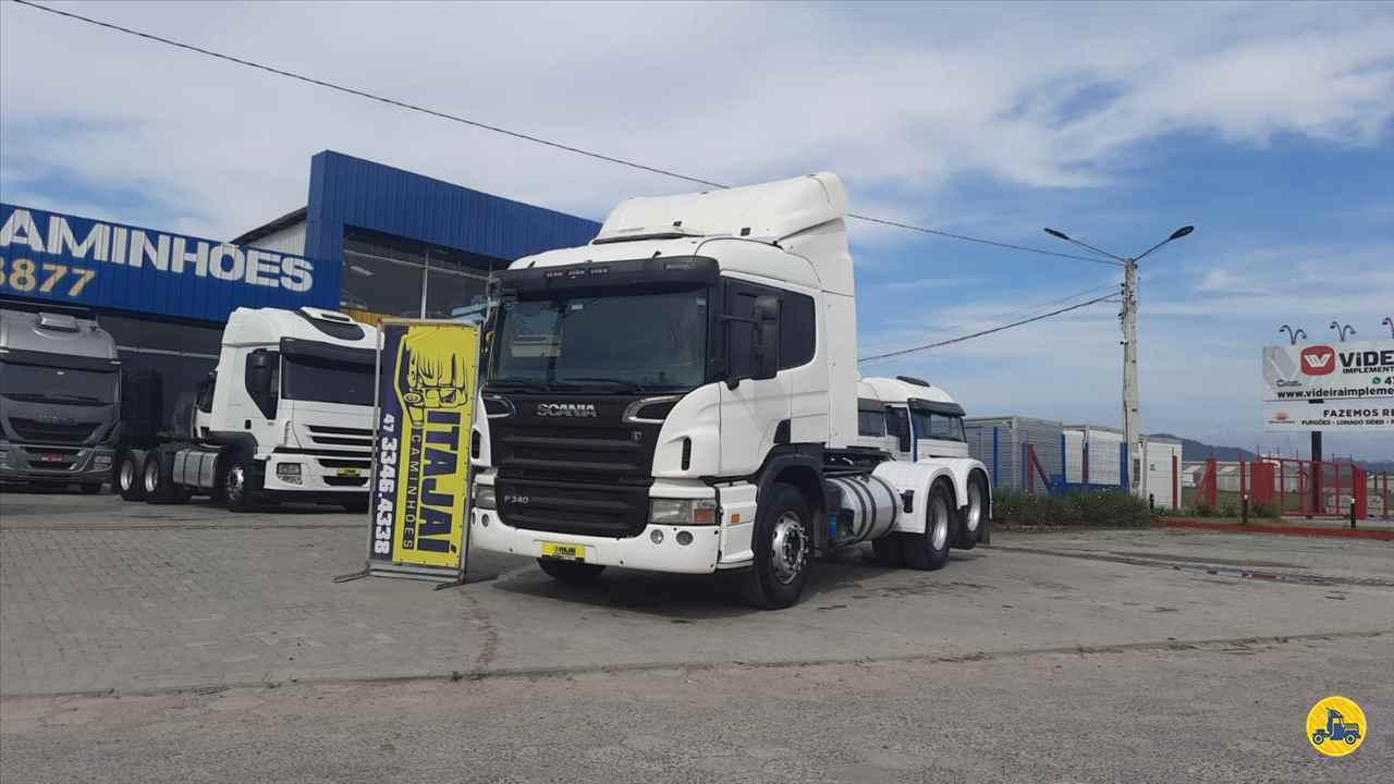 CAMINHAO SCANIA SCANIA 340 Cavalo Mecânico Truck 6x2 Itajai Caminhões NAVEGANTES SANTA CATARINA SC