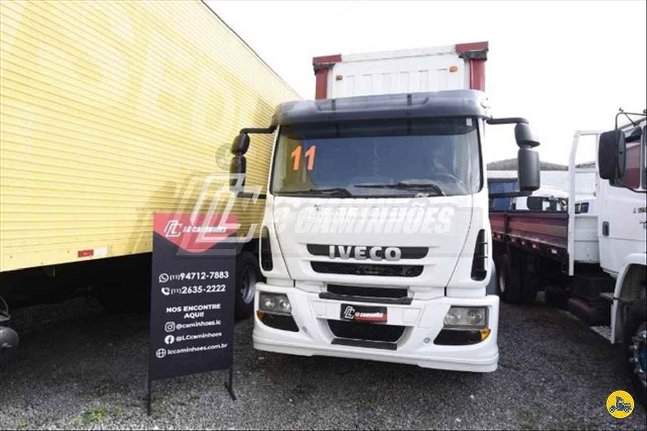 CAMINHAO IVECO TECTOR 240E25 Baú Sider Truck 6x2 LC Caminhões SAO PAULO SÃO PAULO SP