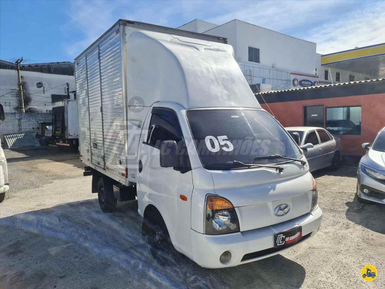 CAMINHAO HYUNDAI HR Baú Furgão Toco 4x2 LC Caminhões SAO PAULO SÃO PAULO SP