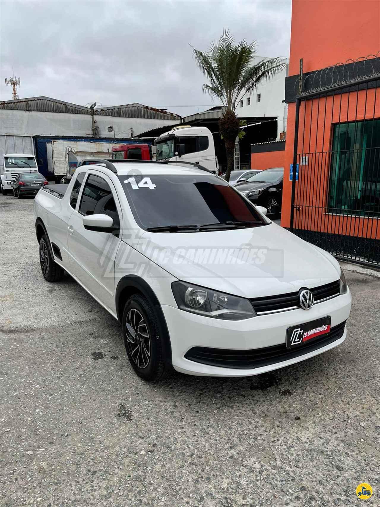 CARRO VW - Volkswagen Saveiro 1.6 Mi LC Caminhões SAO PAULO SÃO PAULO SP