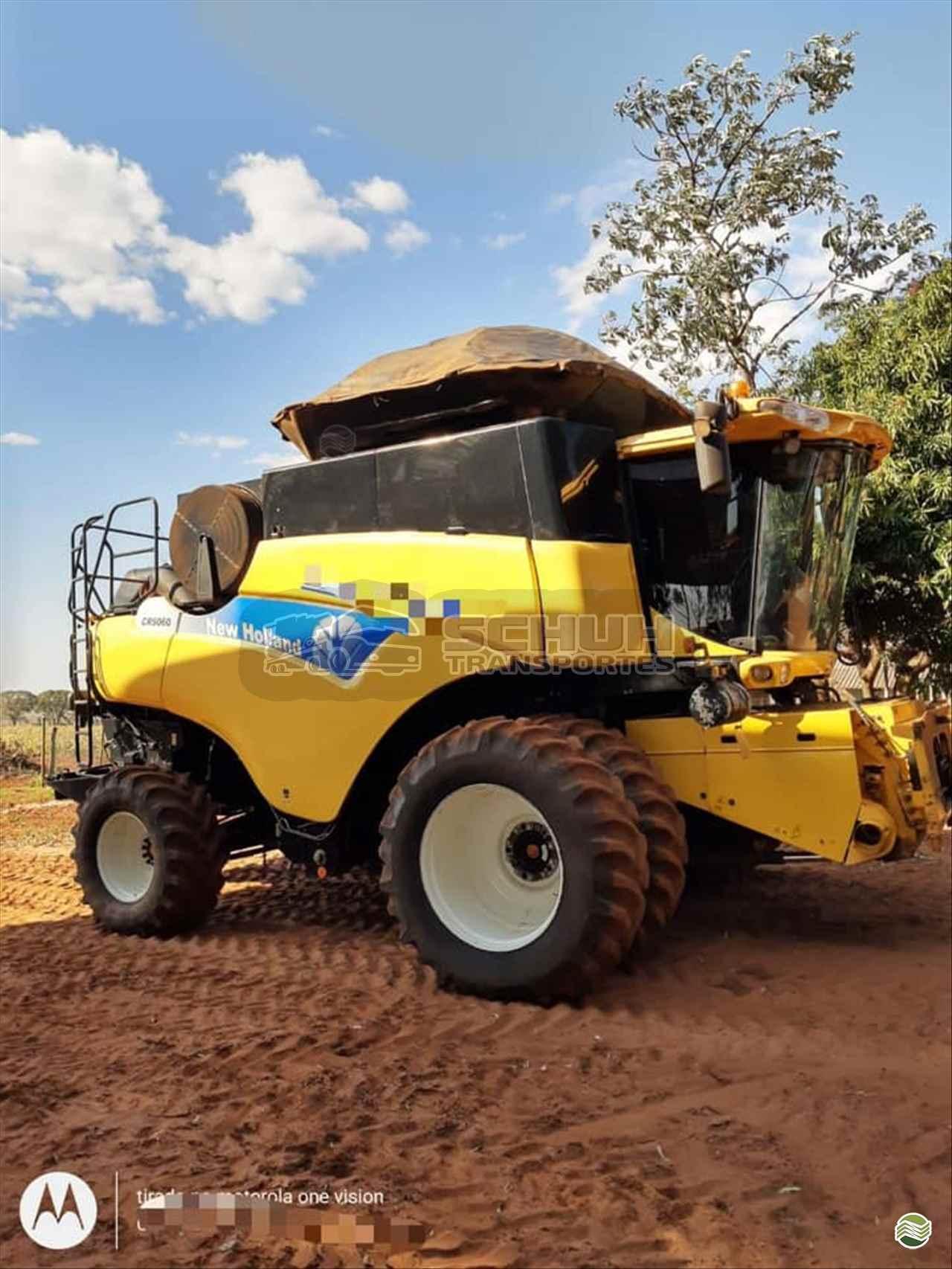 COLHEITADEIRA NEW HOLLAND CR 9060 Schuh Transportes e Vendas Agrícolas MARECHAL CANDIDO RONDON PARANÁ PR
