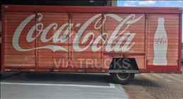 TOCO BAU BEBIDAS  2013 Via Trucks - DAF