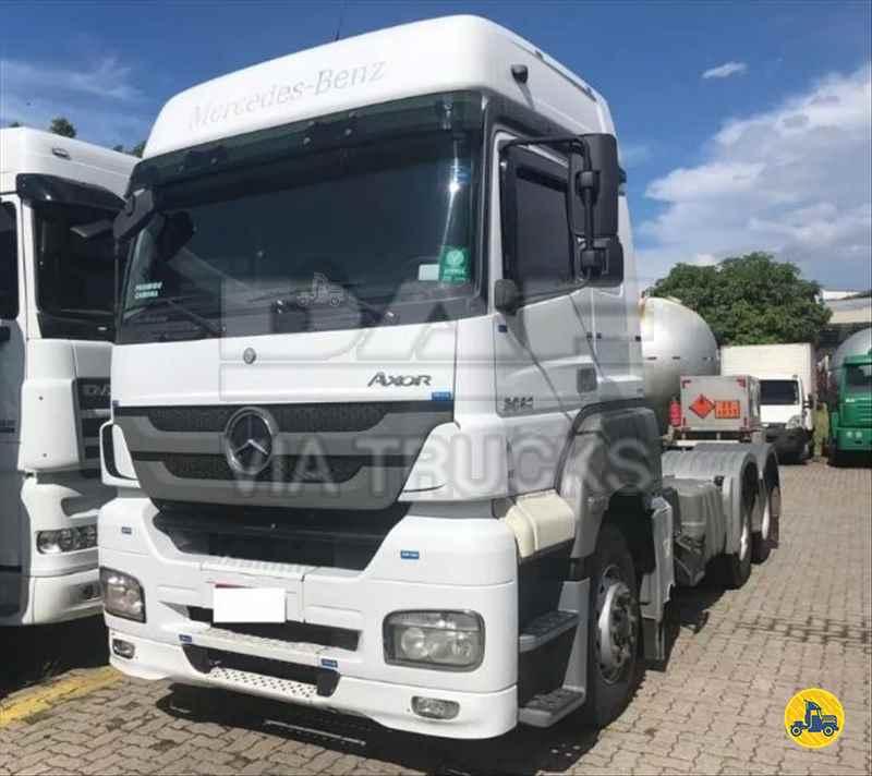 MERCEDES-BENZ MB 2544 458000km 2014/2014 Via Trucks - DAF