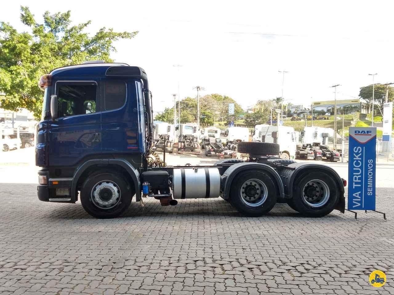SCANIA SCANIA 420 1241882km 2009/2009 Via Trucks - DAF