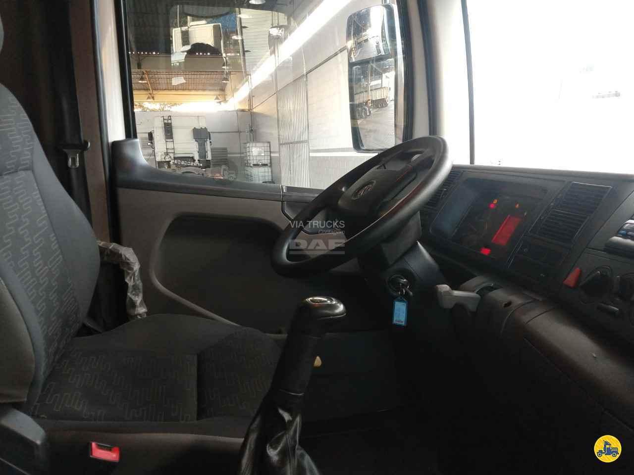 VOLKSWAGEN VW 24280 214877km 2014/2015 Via Trucks - DAF