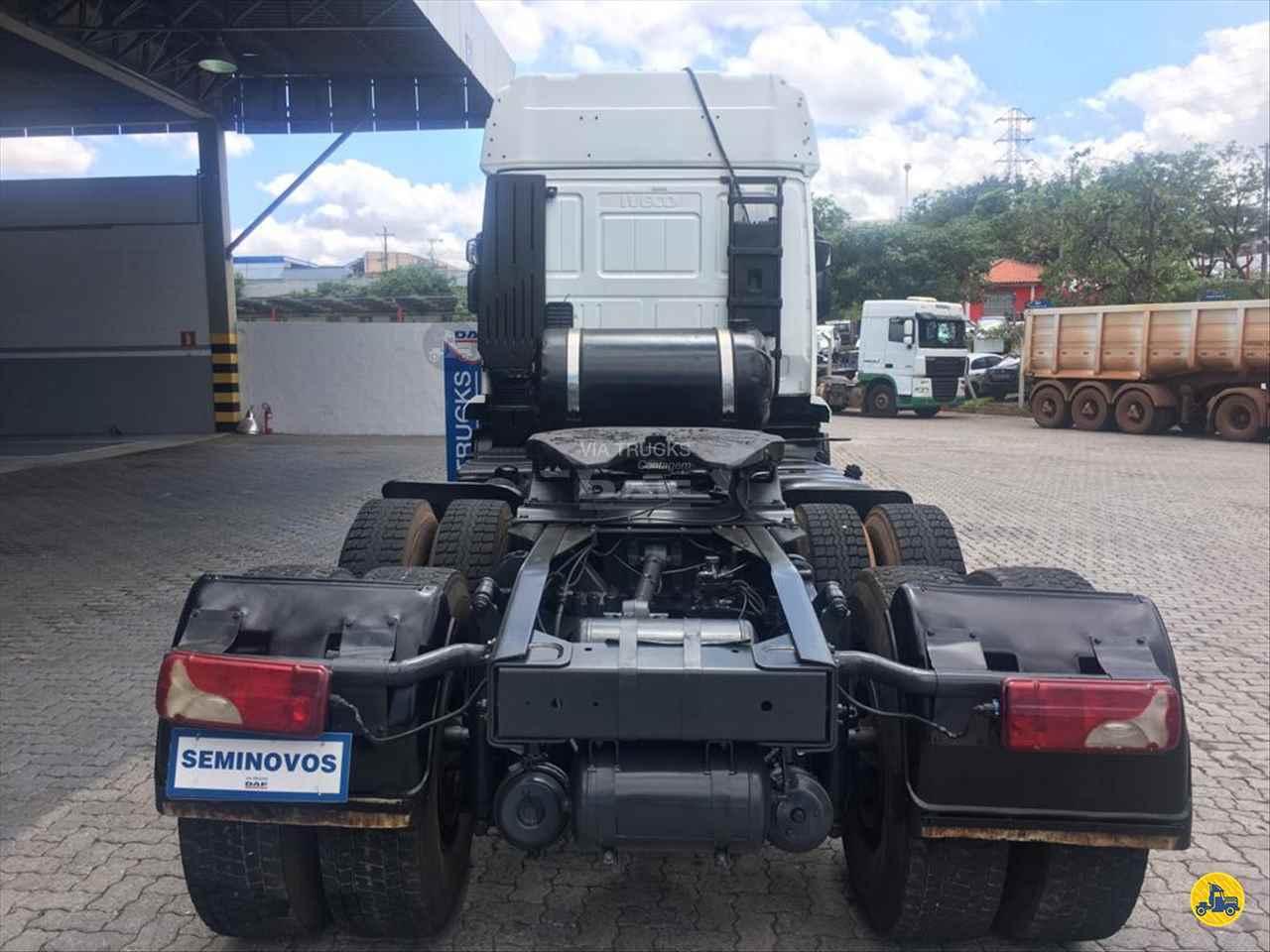 IVECO STRALIS 740 979491km 2008/2008 Via Trucks - DAF